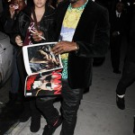 Styling On Them Lames: Kanye West In Versace For H&M Jersey Tee-Shirt & Nike Air Yeezy 2