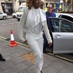 Celebs On The Scene: Mary J Blige, Diddy, Fabolous & Trey Songz Making Their Rounds
