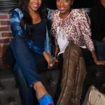 Partying In NYC: Trina & Nisha Rockstarr At Studio 21