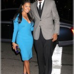Celebs On The Scene: La La & Carmelo Anthony, Teyana Taylor, Amber Rose & Eva Making Their Rounds