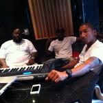 Studio Me Dope: Rick Ross, Meek Mill & Pharrell In The Lab