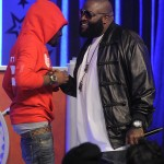 Picture Me Dope: Rick Ross & Wale On The Set Of 106 & Park; Airing Tonight Tuesday (November 1)