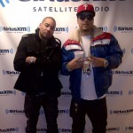 Picture Me Dope: French Montana And DJ Envy At Sirius XM Radio