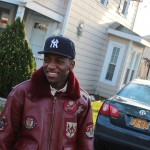 Fashion Me Dope: @DollahThaRapper Spotted In His $500 Top Gun Jacket & $230 Nudie Jeans