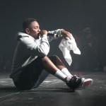 """Sneaker Me Dope: Kendrick Lamar Rocking Air Jordan 3 """"Black/Cement"""""""