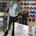 "Sneaker Me Dope: Fabolous Rocking Air Jordan Retro 3 ""Black Flip"""