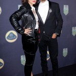 Launch Party In NYC: Swizz Beatz & Alicia Keys Reveal New Lotus Designs With T.I., Carmelo Anthony & Russell Simmons
