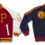 """Winter 2012 Swag: Play Cloths """"St. Bernards & Harper"""" Varsity Jackets"""