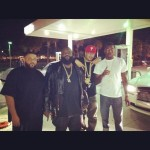 """Behind The Scenes: Rick Ross Ft. Drake, Meek Mill, DJ Khaled & French Montana """"Rich Forever""""  [Pictorial]"""