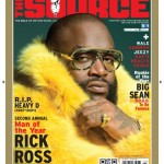 Man Of The Year/Rookie Of The Year: Rick Ross & Big Sean Cover The Source's Year-End Issue