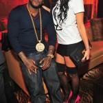 Picture Me Dope: Young Jeezy & Draya Spotted At Vanquish