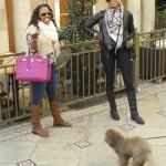 Ladies Night Out: Keshia Knight Pulliam & LeToya Luckett Shopping In L.A.