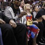 "Sneaker Me Dope: Lil Wayne Rocking Air Jordan 3 ""Black/Cement"""