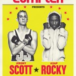 Picture Me Dope: Rapper A$AP Rocky & Fashion Designer Jeremy Scott Cover Complex's February/March 2012 Issue