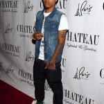 Styling On Them Lames: Bow Wow Rocking Nike Blazer Sneakers With Denim Jeans, Vest & Tee-Shirt