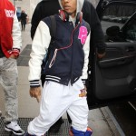 Fashion Me Dope: Bow Wow Rocking Nike Vapen Snowboard Boots & Carrying A Louis Vuitton Backpack