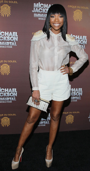 e54b8649fece Styling On Them Hoes  Singer Brandy In Christian Louboutin Dafreak ...