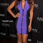 Partying In Sin City: Christina Milian Parties At The Palms & Nelly Blowing Money Fast At Chateau Nightclub