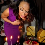 This Is My Party: Basketball Wives LA Star Draya Celebrates Her 27th Birthday