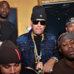 Miami Life: French Montana's Bad Boy Signing Party At Dream Nightclub [Pictorial]
