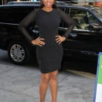 Styling On Them Hoes: Jennifer Hudson In $795 YSL Pumps