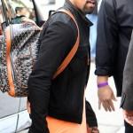 Celebs Style: Kanye West, Tyga, Swizz Beatz & Don C Carrying A Goyard Bag/Briefcase