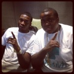 Dream Chasers: Meek Mill In The Lab With A Few Of His Celebrity Friends [Pictorial]