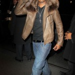 Styling On Them Lames: Ne-Yo Rocking $1,110 Louis Vuitton Tibet Nubuck Calf Leather Ankle Boots