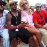 Fun In The Sun: Ne-Yo Launches New Label In Jamaica
