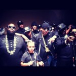 """Behind The Scenes: French Montana Ft. Rick Ross & Diddy """"Shot Caller (Remix)"""" [Pictorial]"""