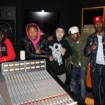 Studio Me Dope: Pharrell Williams, Busta Rhymes, Kendrick Lamar, Mac Miller, Reek Da Villian & Wiz Khalifa In The Lab