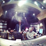 Studio Me Dope: Artists Photo'd In The Lab Together