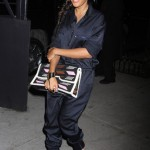 Styling On Them Hoes: Angela Simmons Get All Glammed-Up For Fall 2012 Fashion Week
