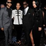 The Party Still Went On: Alicia Keys & Swizz Beatz, Jennifer Hudson, Diddy & Cassie & More Hit Clive Davis' Pre-Grammy Gala
