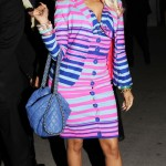 All Glammed-Up: Nicki Minaj In $1,150 Giuseppe Zanotti Sandals & Carrying A Chanel Bag