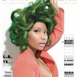 Front Page Her: Nicki Minaj Covers Paper Magazine & Reveals Grace Jones, Cyndi Lauper & Janet Jackson As Her Style Icons