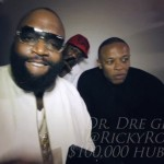 Money Ain't A Thing: Dr. Dre Gives Rick Ross A $100,000 Hublot Watch For His Birthday [With Video]