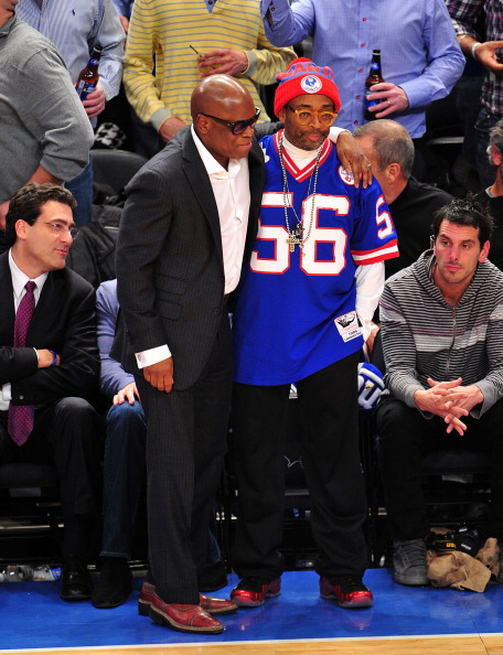 info for 07f45 ad4d1 Sneaker Me Dope  Spike Lee Rocking Nike Air Foamposite One – Varsity ...