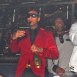 After The Show It's The After Party: Tyga, Rihanna, Drake, Ameriie & More Popping Bottles At Greystone Manor