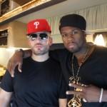 A G-Unit/Gangsta Grillz Collabo: 50 Cent & DJ Drama Dropping Mixtape Together