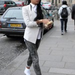 Taking Their Love Overseas: Diddy & Cassie Invade Paris For Fashion Week