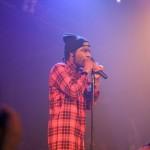Fashion Me Dope: A$AP Rocky Wearing A $880 Y-3 Flannel Shirt & SSUR Comme Des F**kdown Beanie