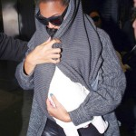 Stay Healthy! Beyonce & Blue Ivy Carter Spotted Leaving The Doctor Office