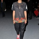 Dope Girl Fresh: Cassie Wearing A Givenchy Tee-Shirt & Nike Blazer Sneakers