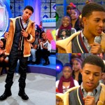 The Dopest Teenage Rapper: Diggy Simmons Talks Feeling Pressure, Taking Advice, Forming A Super Group & More