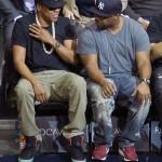 "Sneaker Me Dope: Jay-Z Rocking Nike Air Yeezy 2 ""Black/Solar Red"""