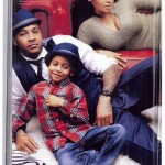Family Portrait: LaLa & Carmelo Anthony And Their Son Kiyan Featured In Vogue Magazine