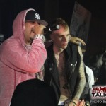 Live In NYC: MGK Brings Out Travis Porter & French Montana At His EP Release Party