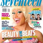 Picture Me Dope: Nicki Minaj Covers Seventeen South Africa April 2012 Issue