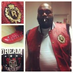 Fashion Me Dope: Rick Ross Wearing A Reebok Snakeskin Jacket & $545 Balenciaga Sneakers